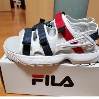 FILA - ゲリラセール❗ 早い者勝ち❗ FILA フィラ メンズ サンダル