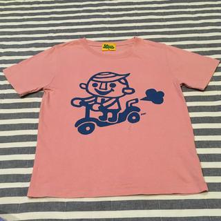 ランドリー(LAUNDRY)の☆Laundry かわいいバイクに乗る子のTシャツ☆130cm(Tシャツ/カットソー)