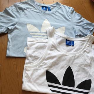 adidas - アディダス レディース Tシャツ&タンクトップ