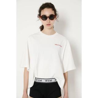 マウジー(moussy)のMOUSSY SW 90's ロゴTシャツ 美品(Tシャツ(半袖/袖なし))