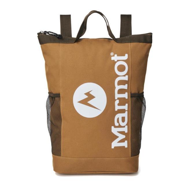 MARMOT(マーモット)の⭐️新品⭐️【Marmot マーモット】背負える 保冷バッグ★付録❗️ メンズのバッグ(バッグパック/リュック)の商品写真