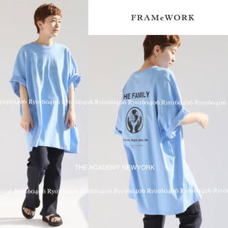 FRAMeWORK - 20SS⭐️1回美品⭐️フレームワーク/ALL ADMISSION Tシャツ