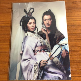 エーユー(au)のau 三太郎クリアファイル (クリアファイル)