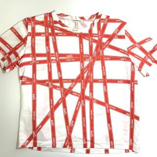 エルメス(Hermes)のエルメスリボンTシャツ(Tシャツ(半袖/袖なし))