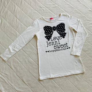 ジェニィ(JENNI)のジェニー 長T 150㎝ (Tシャツ/カットソー)