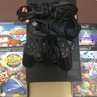 PlayStation2 - PS2 本体 ソフトセット プレイステーション2