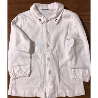 ファミリア(familiar)の子供服 familiar 90(Tシャツ/カットソー)