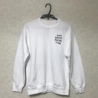 アンチ(ANTI)のClassical Logo Sweater (スウェット)