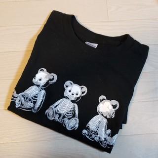 FUNKY FRUIT - ドラッグハニー Tシャツ 半袖 回転テディ ブラック Mサイズ