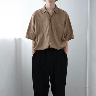 コモリ(COMOLI)の【新品未開封】Comoli 20SS ベタシャンオープンカラーシャツ 2 コモリ(シャツ)