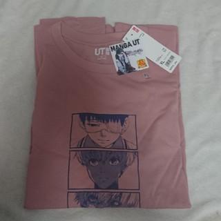 UNIQLO - 【XLサイズ新品】東京グール ユニクロ UT メンズ Tシャツ UNIQLO