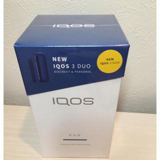 アイコス(IQOS)の★夏割★  最新モデル IQOS 3 DUO(タバコグッズ)