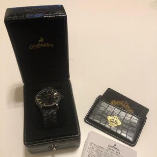 オロビアンコ(Orobianco)のorobiance 時計(腕時計)