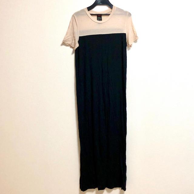 DOUBLE STANDARD CLOTHING(ダブルスタンダードクロージング)のdouble standard clothing マキシワンピース ダブスタ レディースのワンピース(ロングワンピース/マキシワンピース)の商品写真