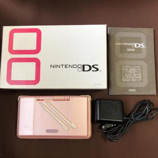 ニンテンドーDS(ニンテンドーDS)の初代 NINTENDO DS (携帯用ゲーム機本体)