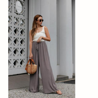 room306 Tassel Wide Pants