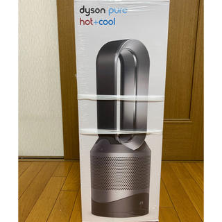 Dyson - ダイソン 空気清浄機能付ファンヒーター pure hot+cool HP00IS