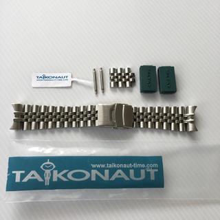 SEIKO - タイコノート 22mm ステンレスブレスレット Vクラスプ