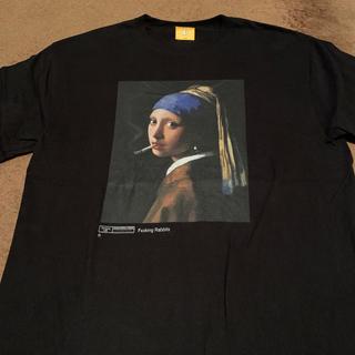 VANQUISH - #FR2 smoking kills Tシャツ