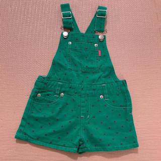 ジェニィ(JENNI)のJENNI サロペット 女の子 子供服(その他)
