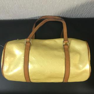ヒステリックミニ(HYSTERIC MINI)のヒスミニ ロゴ型押し バッグ(ハンドバッグ)