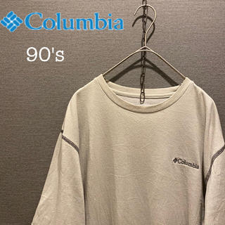 コロンビア(Columbia)の【Columbia】コロンビア Tシャツ ワンポイント ロゴ ビックサイズ(Tシャツ/カットソー(半袖/袖なし))