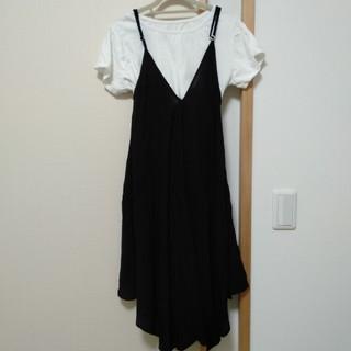 シマムラ(しまむら)のしまむら 白Tシャツ(Tシャツ/カットソー(半袖/袖なし))