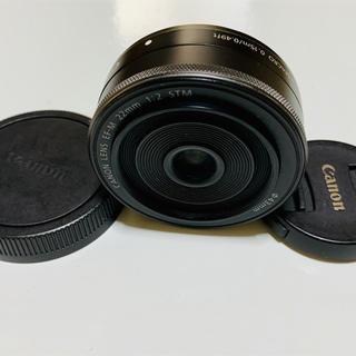 Canon - 良品⭐️Canon キャノン EF-M22mm