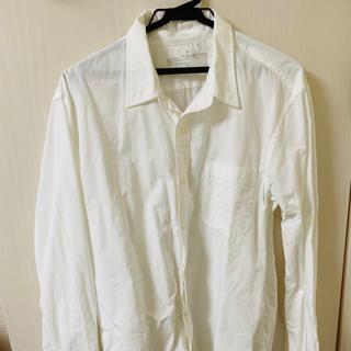 ムジルシリョウヒン(MUJI (無印良品))の白シャツ(シャツ)
