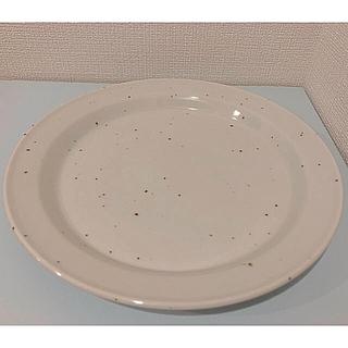ムジルシリョウヒン(MUJI (無印良品))の【値下げ】無印良品【未使用】プレート2枚 カップ2客 セット(食器)