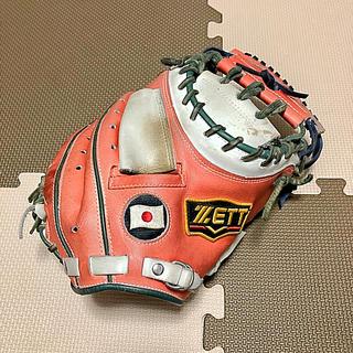 ZETT - キャッチャーミット