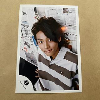 キスマイフットツー(Kis-My-Ft2)のキスマイ 藤ヶ谷太輔 2004年頃 公式写真(アイドルグッズ)