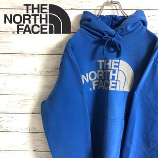 THE NORTH FACE - 【大人気】ザノースフェイス☆ビッグロゴ パーカー プルオーバー