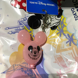 ディズニー(Disney)の新作♡ディズニーリゾート バルーンキーチェーン キーホルダー(キーホルダー)