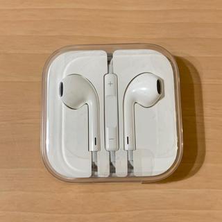 アイフォーン(iPhone)のiPhone附属品【イヤフォン】(ヘッドフォン/イヤフォン)