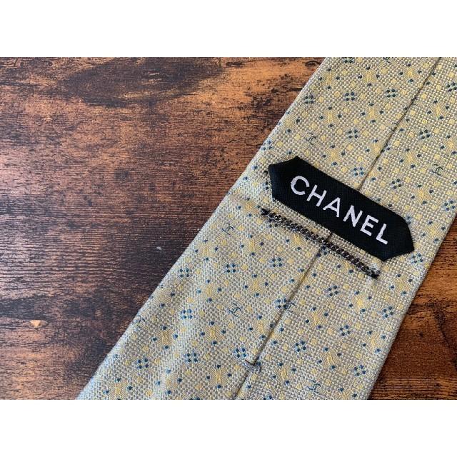 CHANEL(シャネル)のCHANEL ネクタイ シャネル メンズのファッション小物(ネクタイ)の商品写真