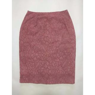ノエラ(Noela)のNoela レーススカート(ひざ丈スカート)