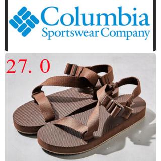 コロンビア(Columbia)のコロンビア  サンダル スポサン Columbia スポーツサンダル(サンダル)