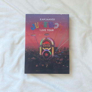 カンジャニエイト(関ジャニ∞)のJUKEBOX 初回限定盤 DVD 関ジャニ∞(アイドルグッズ)
