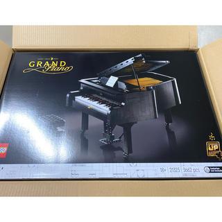 Lego - レゴ (LEGO) アイデア グランドピアノ 21323