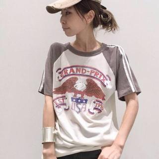 アパルトモンドゥーズィエムクラス(L'Appartement DEUXIEME CLASSE)のアパルトモン STAMMBAUM Laglan Tee(Tシャツ(半袖/袖なし))
