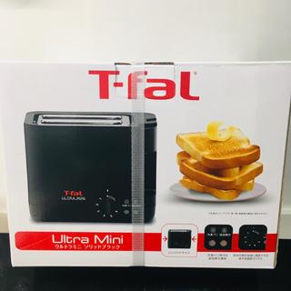 ティファール(T-fal)の【即日発送】ティファール トースター ソリッドブラック TT2118JP(調理機器)