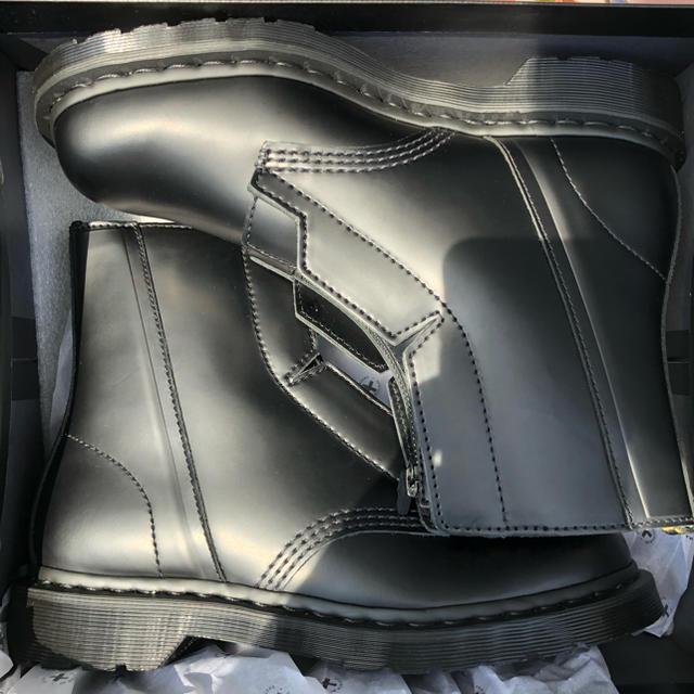 Dr.Martens(ドクターマーチン)のDr. Martens 1460 A COLD WALL ZIP ブーツ UK9 メンズの靴/シューズ(ブーツ)の商品写真