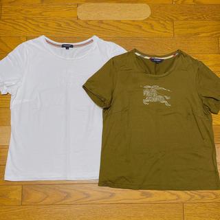 バーバリー(BURBERRY)の【新品】Burberry バーバリー Tシャツ セット(Tシャツ(半袖/袖なし))