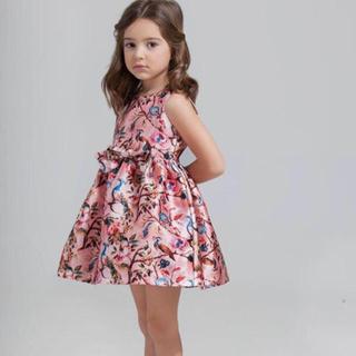 TOCCA - Panconchocolate ワンピース ドレス キッズ フォーマル 発表会