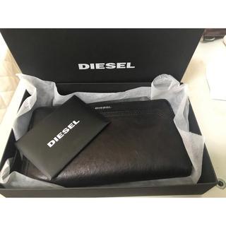 ディーゼル(DIESEL)の長財布 DIESEL 皮(長財布)