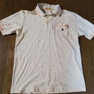 アベイシングエイプ(A BATHING APE)のエイプ メイドウィズジェネラル ポロシャツ オーバーサイズ(ポロシャツ)