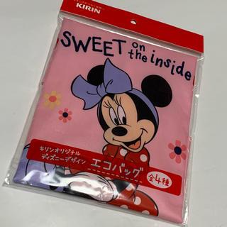 ディズニー(Disney)のキリンオリジナル☆ディズニーエコバッグ【ピンク】(エコバッグ)