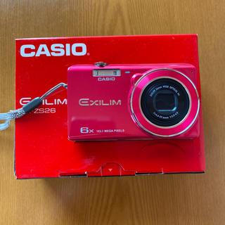 カシオ(CASIO)のCASIMO•デジタルカメラ(コンパクトデジタルカメラ)