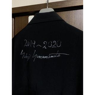 ヨウジヤマモト(Yohji Yamamoto)の未使用 20SS ヨウジヤマモト homme タキシードコート 【1410】(その他)